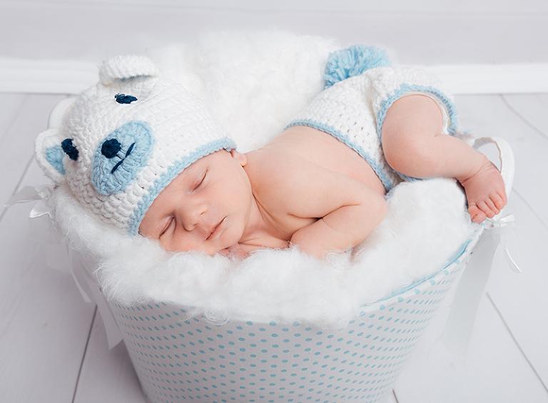 Neugeborenen Fotoshooting Kassel