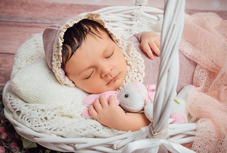 Babyfotos Mädchen Kassel