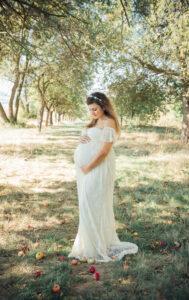 Schwangerschaft Fotoshooting Kassel