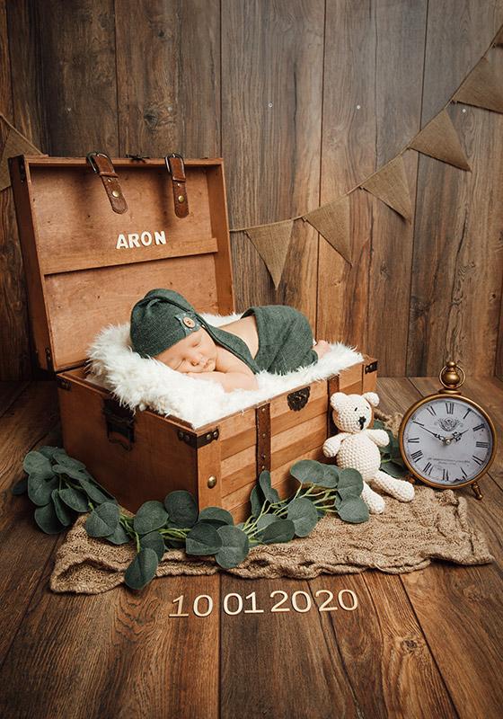 Babyfotoshooting Kassel