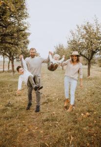 familien fotoshooting kassel