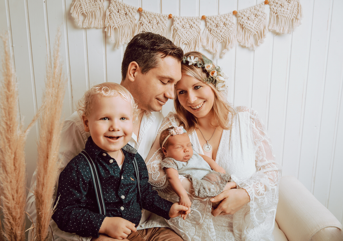 Babyfotoshooting und Familien Fotoshooting Kassel